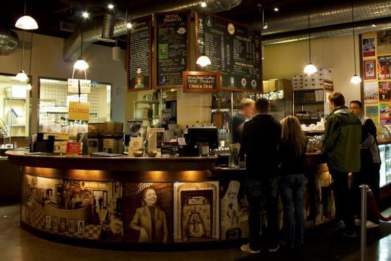 espresso vivace seattle