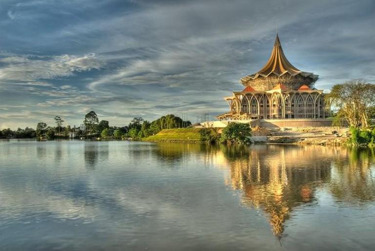 Kuching © russavia/WikiCommons