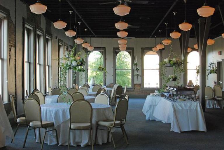 The Cypress Inn Interior
