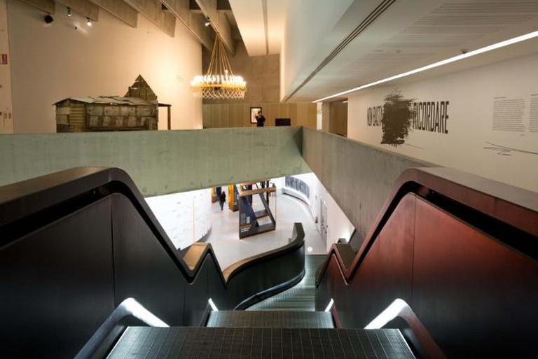 Non basta ricordare, exhibition view | Courtesy Fondazione Maxxi