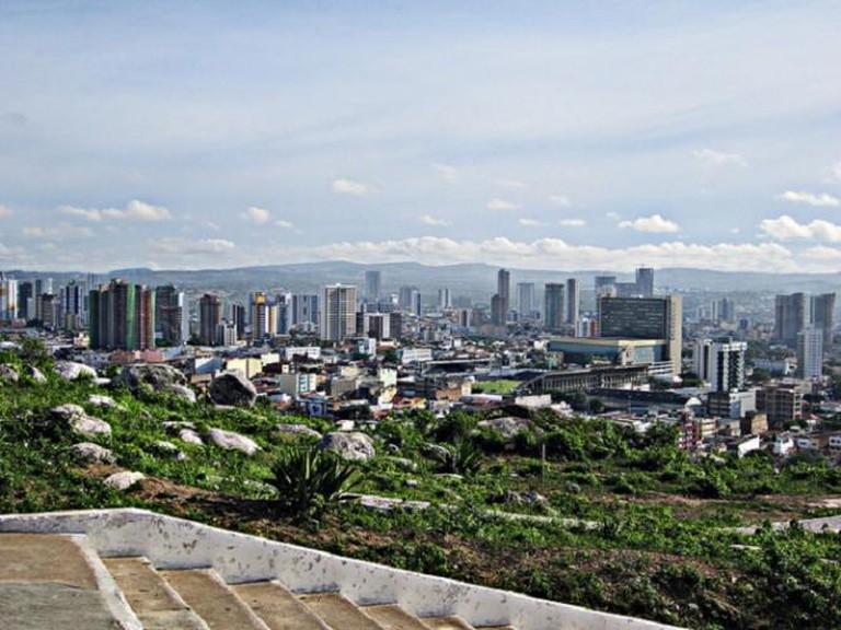View over Caruaru|