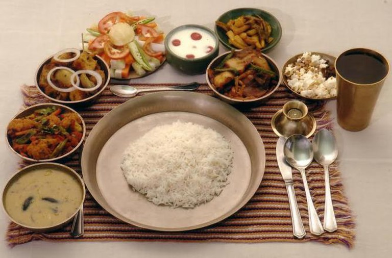 A Selection of Bhojan Griha Dishes | © Bhojan Griha
