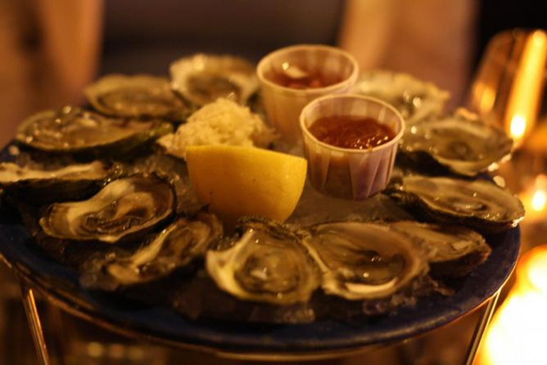 Chiasson Oysters