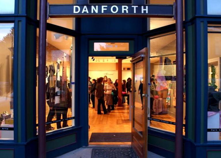 danforth gallery
