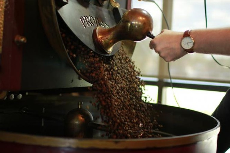 coffea roasterie