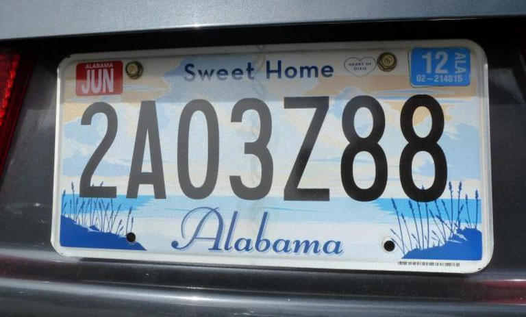 Sweet Home Alabama | © Phil Whitehouse/Flickr