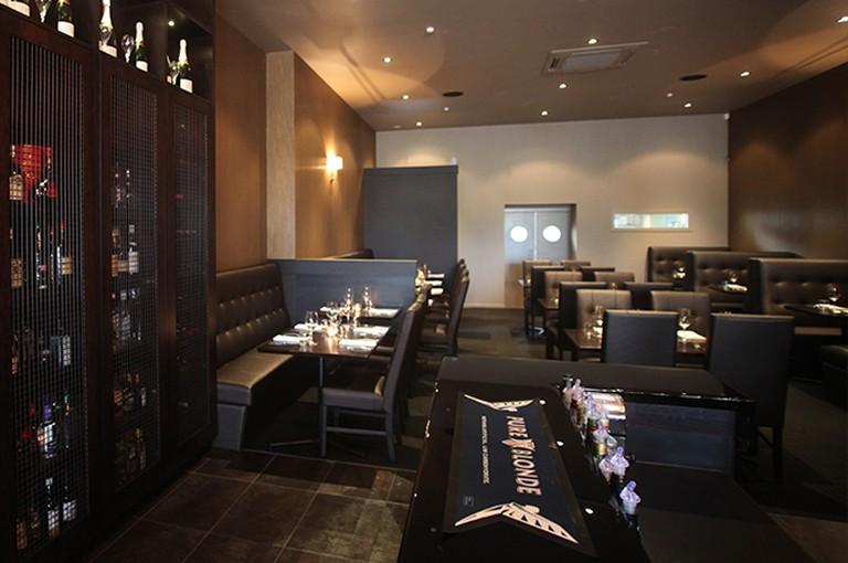 Interior of restaurant | Courtesy Victoria Street Bistro