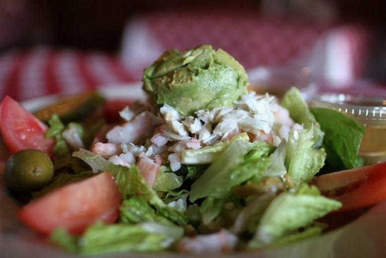 Fish Market Seafood Cobb Salad