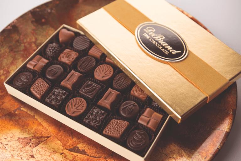 de brand chocolate