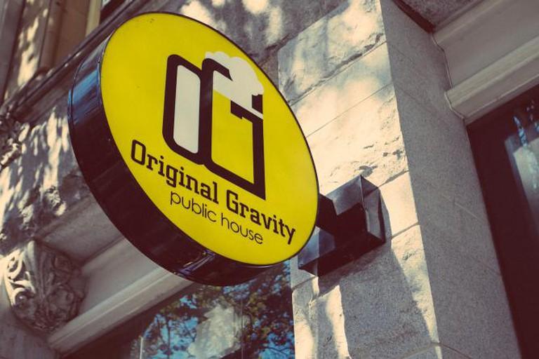 Original Gravity Public House