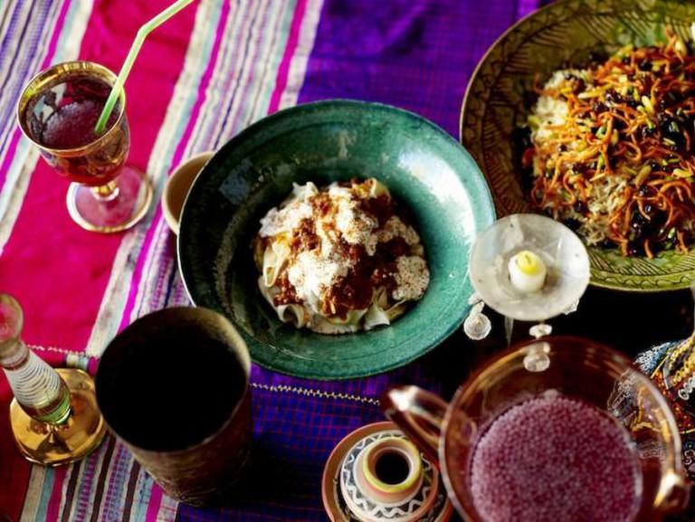 Courtesy Parwana Afghan Kitchen