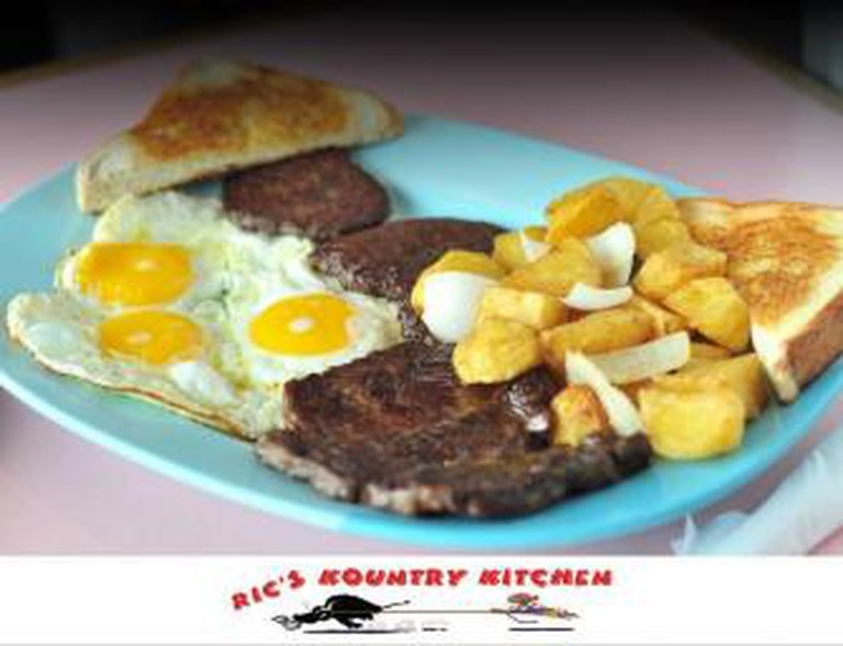 Ric's Kountry Kitchen