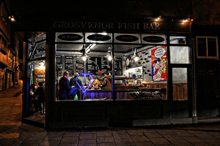 Grosvenor Fish Bar