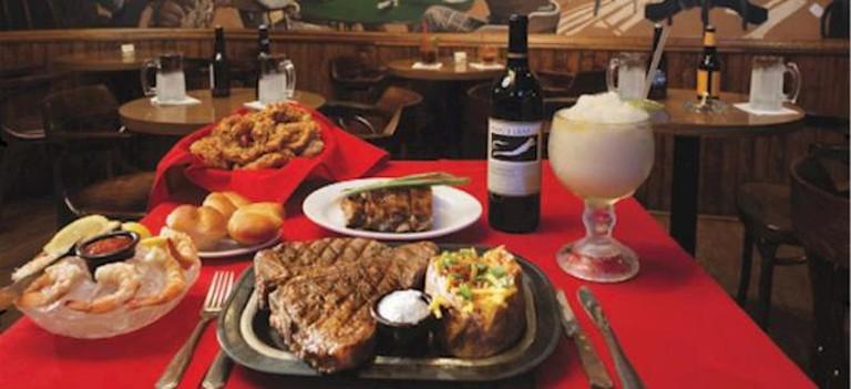 Cattleman's Steakhouse | Courtesy Cattleman's Steakhouse