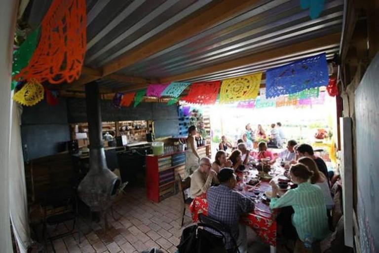 Courtesy of De Temporada Farm Restaurant