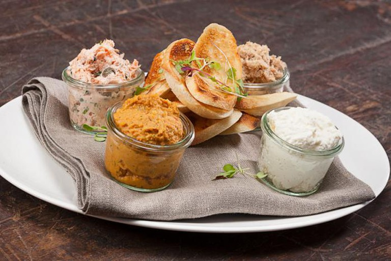 Dish at Agustin Kitchen Tucson Arizona