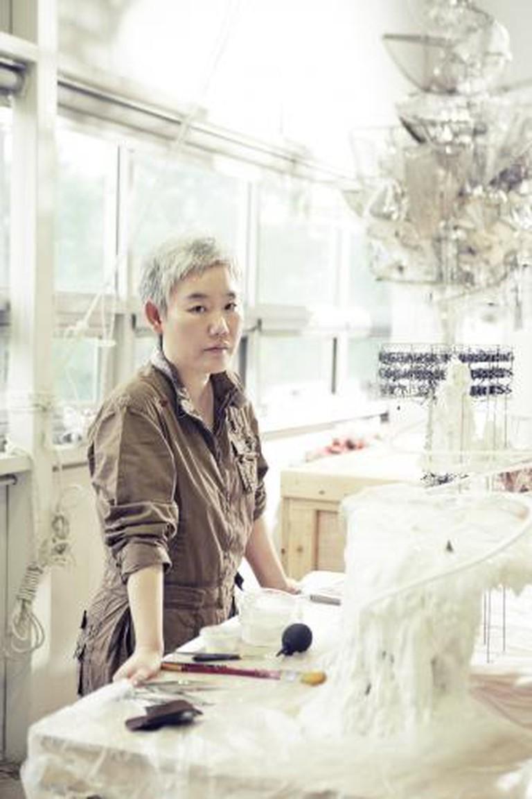 Lee Bul, 2013. Photo: Kim Jae-won