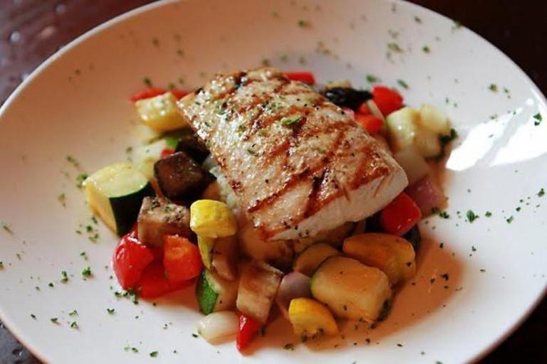 A signature dish at Saul Good