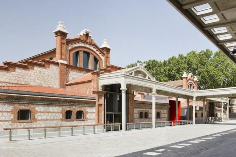 Casa del Lector, Matadero Madrid