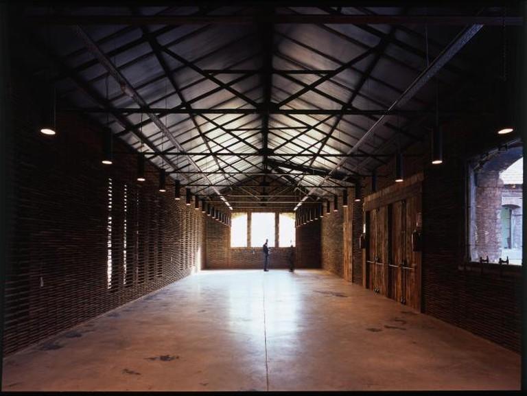 Taller Interior, Matadero Madrid