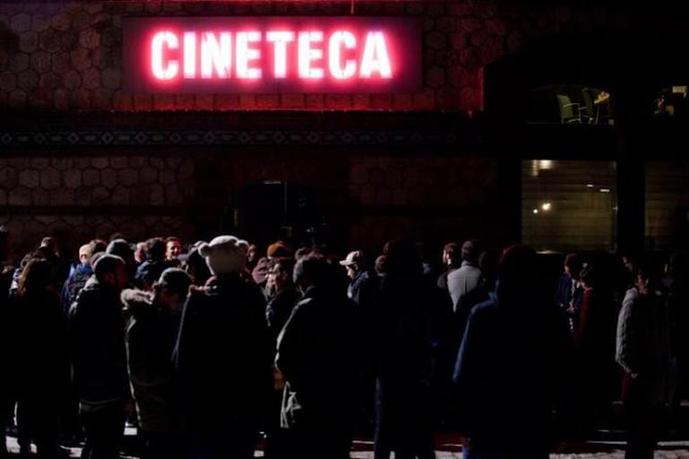 Cineteca, Matadero Madrid