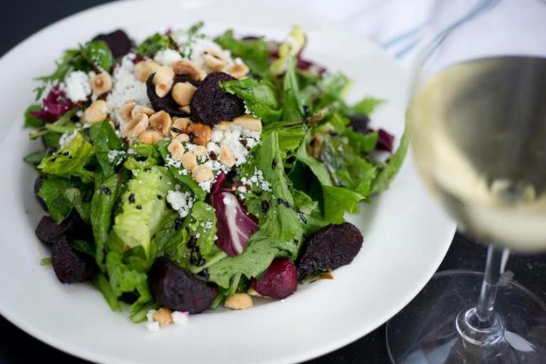 Green Salad   © The Kitchen Boulder
