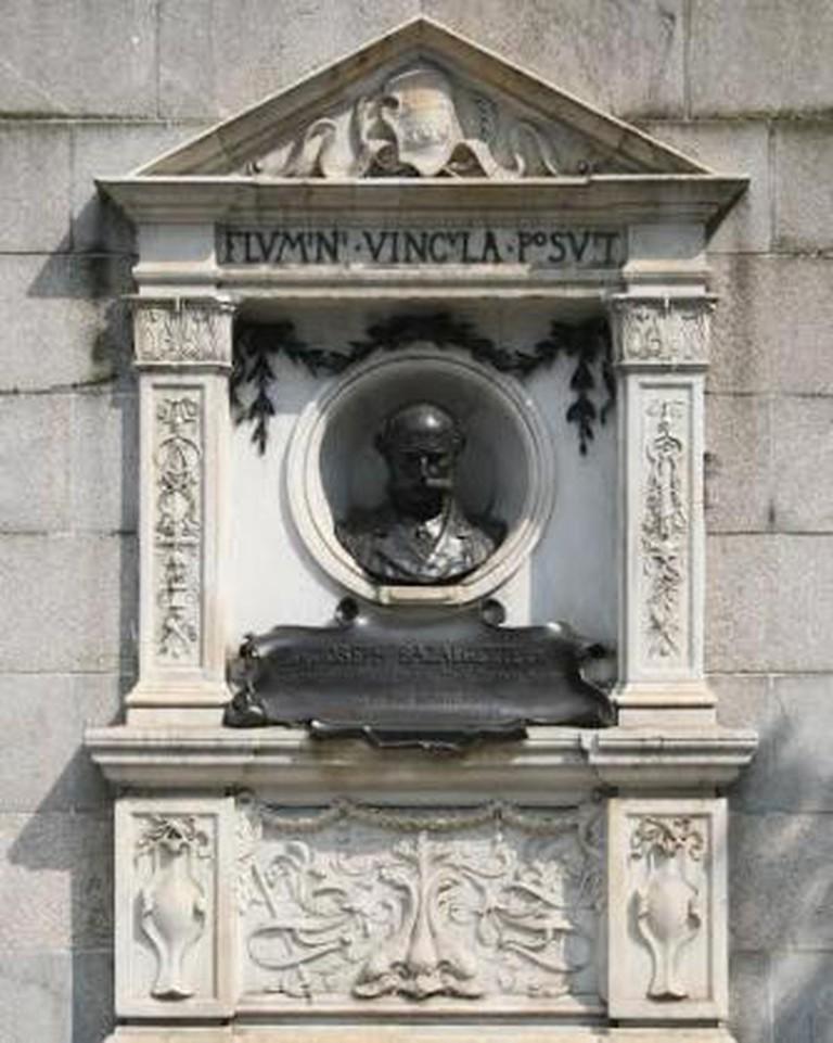 Sir Joseph Bazalgette's Memorial