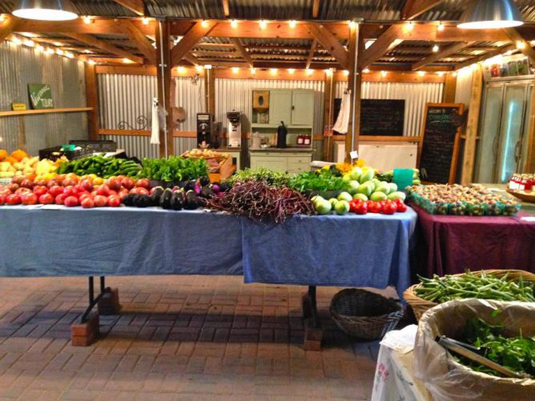 Boggy Creek Farm Produce | Courtesy Boggy Creek Farm