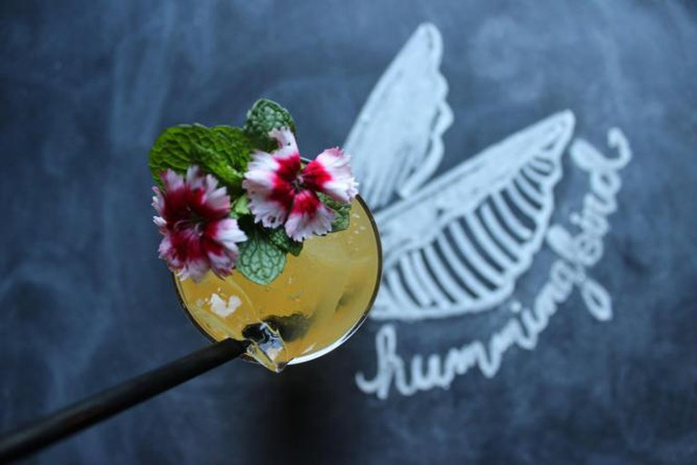 Hummingbird Cocktail