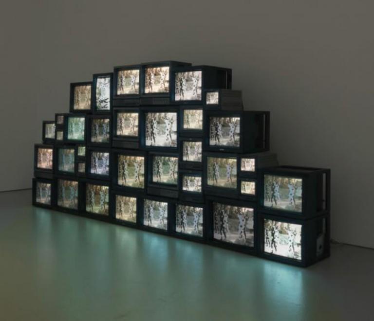 Marcel Dzama, David Zwirner Galleries, NYC