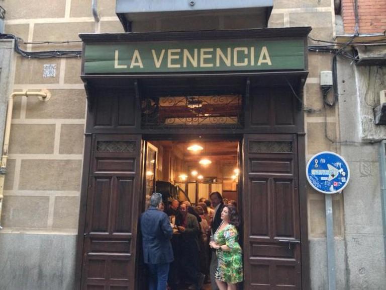 La Venencia, Madrid