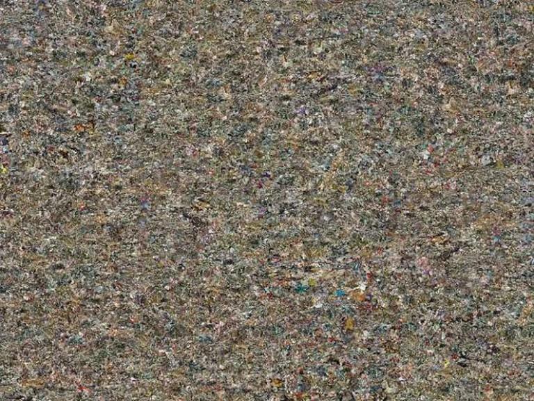 Rashid Rana, The World is Not Enough, 221 x 296 cm, 2006
