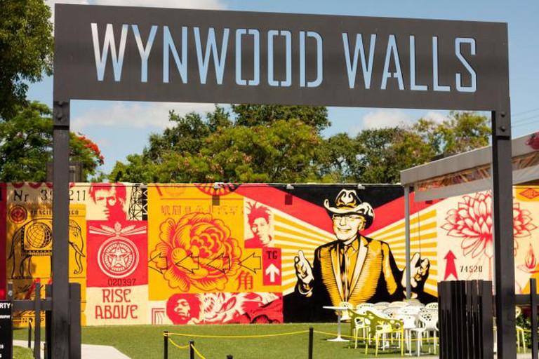 Wynwood Walls I Courtesy of Goldman Properties