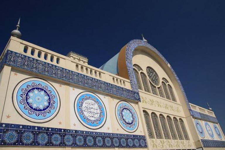 Blue Souk-Sharjah