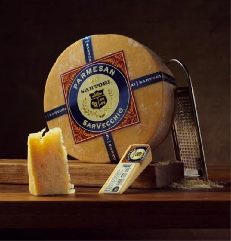 Sartori's SarVecchio® Parmesan