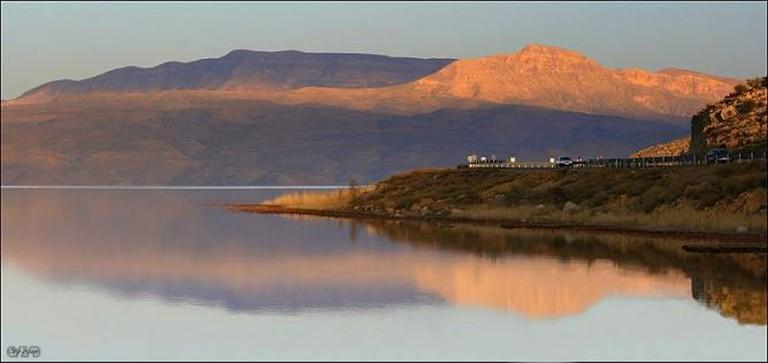 Mahaloo Lake, Shiraz © Orijentolog/Wikicommons