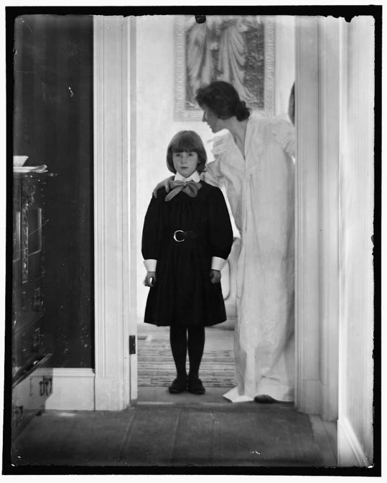 Gertrude Käsebier, Blessed Art Thou amoung Women, 1899