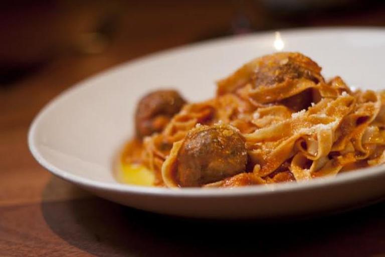 Fresh, housemade pasta from Nostrana