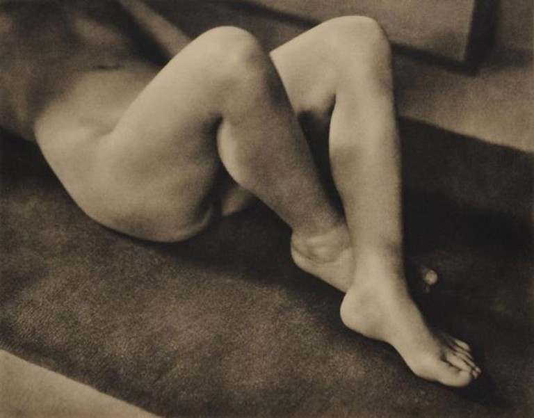 Yasuzō Nojima, Title unknown, 1932, no. 071/NY-A28, bromoil print. Collection of The National Museum of Modern Art, Kyoto
