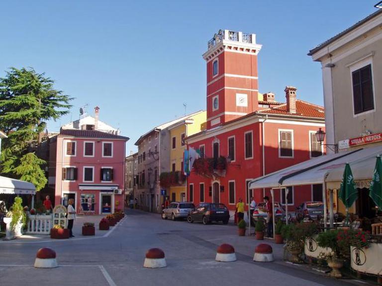Main Square of Novigrad