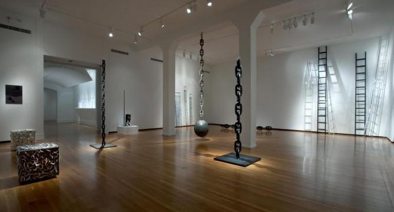 Unseen (Installation View), 2011 by Dawn DeDeaux