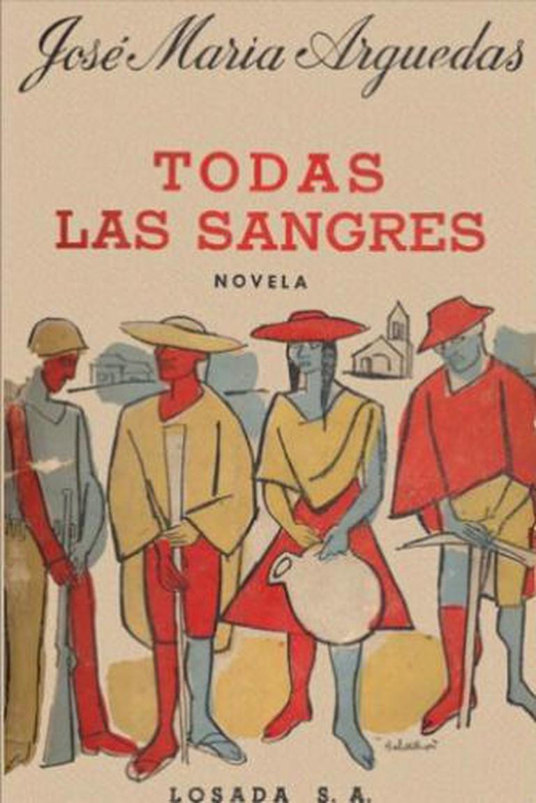 Jose Maria Arguedas, Todas las sangres