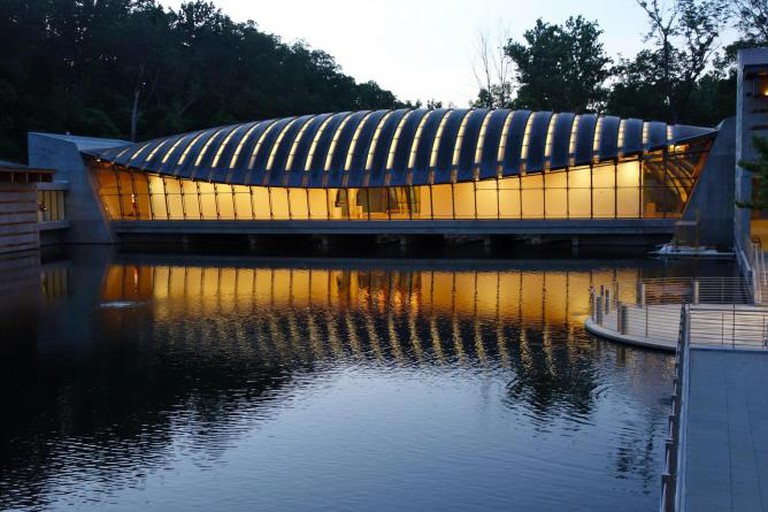 Crystal Bridges Museum | © Kevin Dooley/Flickr