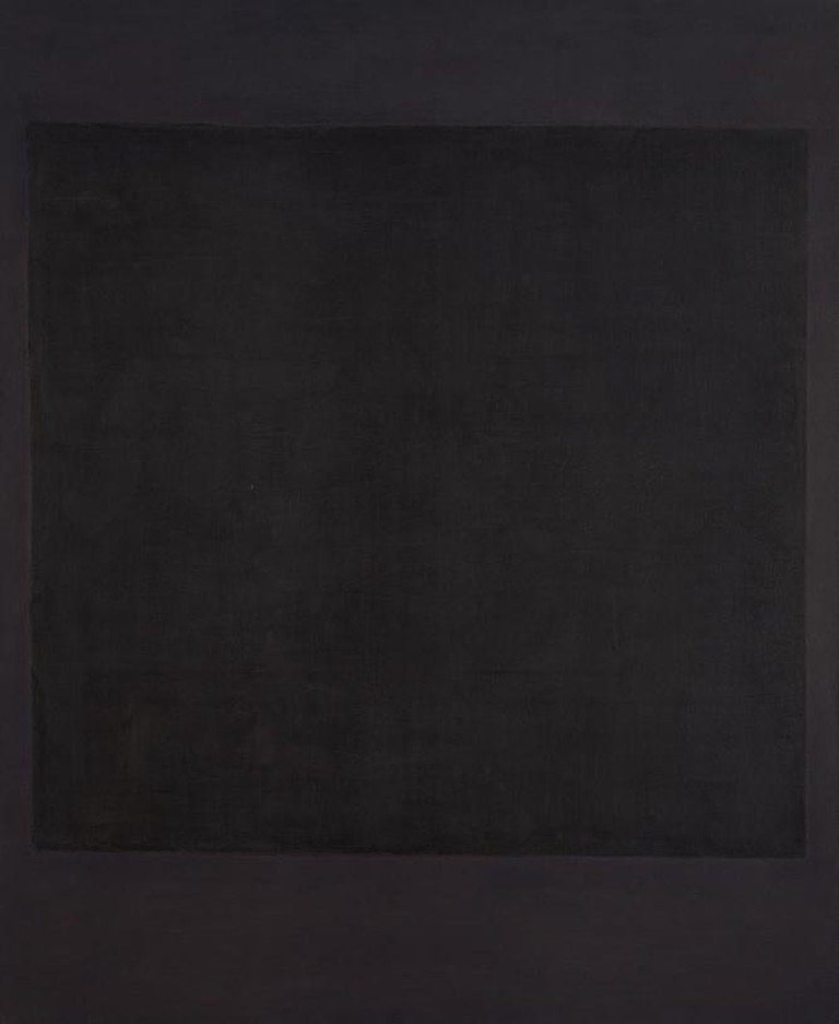 Mark Rothko, No. 7, 1964, mixed media on canvas