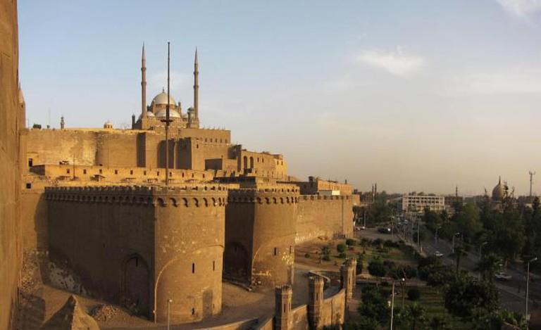 Cairo Citadel | © Dudubot/WikiCommons