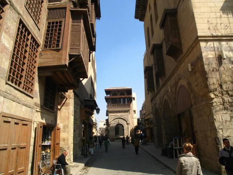 A Cairo street | © Joonas Plaan/WikiCommons