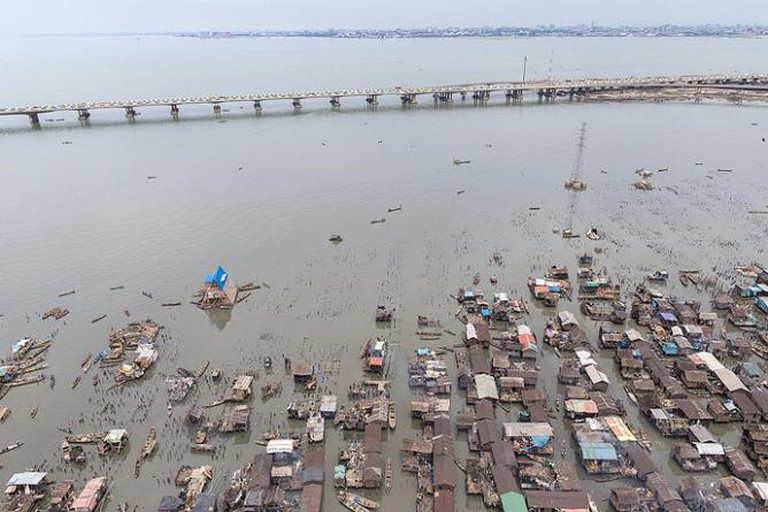 Floating Slum, Nigeria