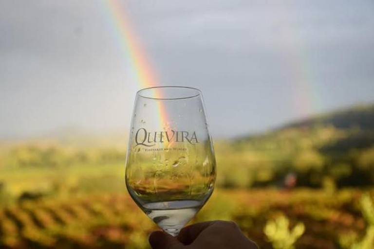 Courtesy of Quiviria Vineyards & Winery