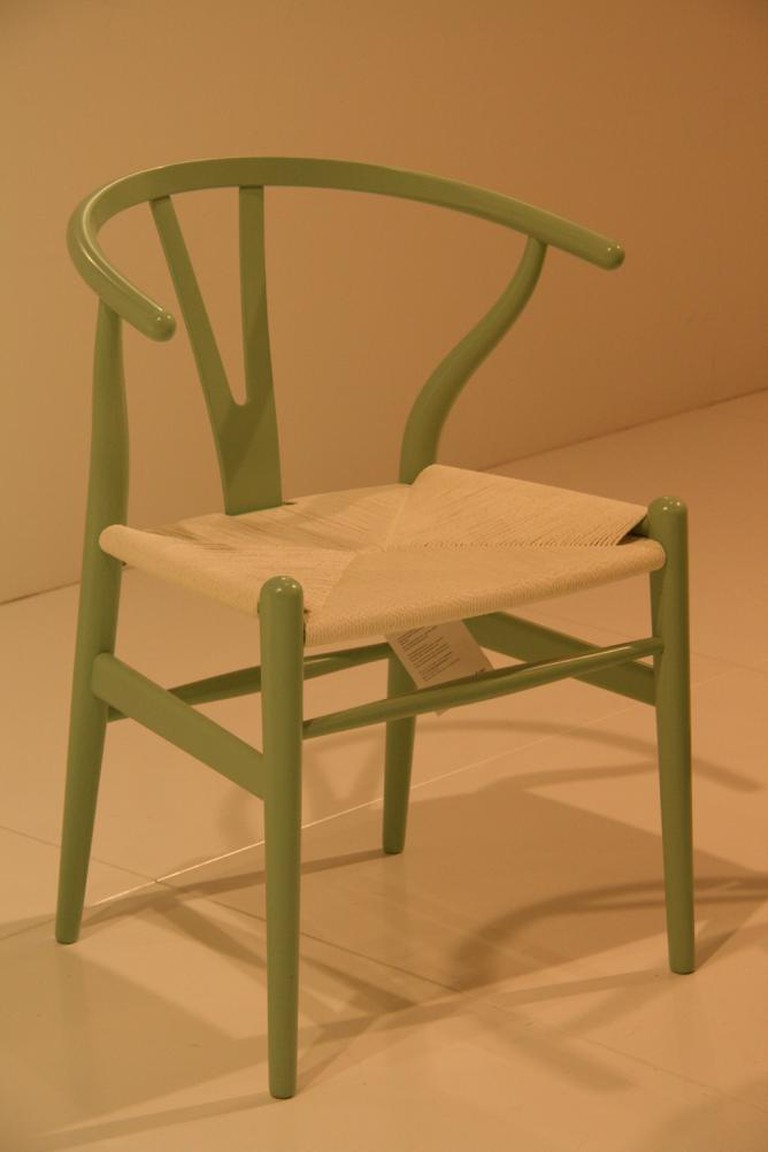 "The Y Chair | ""Carl Hansen & Son at the Salone del Mobile Milano 2010"" 