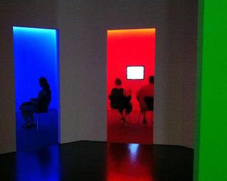 Antoni Muntadas exhibition at MACBA